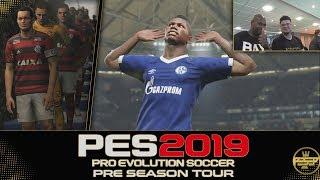 PES 2019 Schalke V Flamengo | Full HD 1080p 60FPS