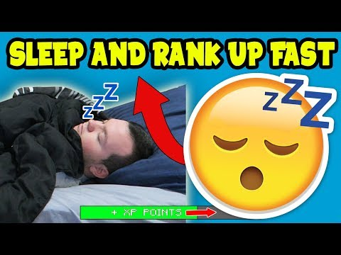 How to SLEEP and RANK UP... FAST!!! (Lineage 2: Revolution) GAMEPLAY