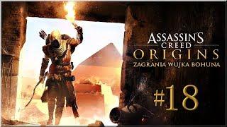 """Assassin's Creed Origins - #18 """"Nie dla psa... grobowiec"""""""