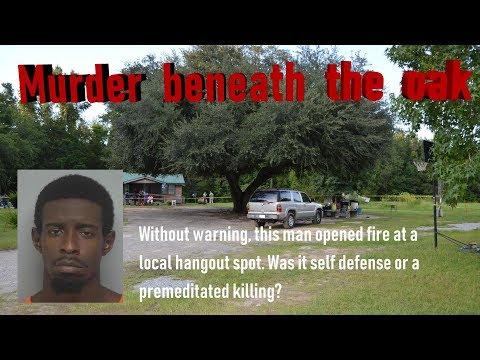 Murder beneath the oak