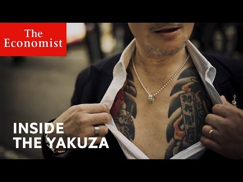 Japan's Yakuza: Inside the syndicate  The Economist