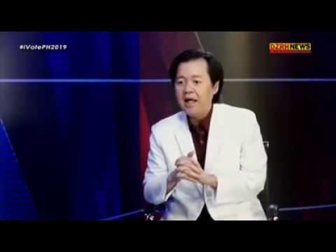 DZRH : Tampok sa #iVotePH2019: Dr. Willie Ong, Lakas CMD Senatorial Candidate