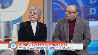 Live in the D: Losing weight with the buddy system