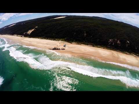 DJI Phantom 2: East Coast Queensland