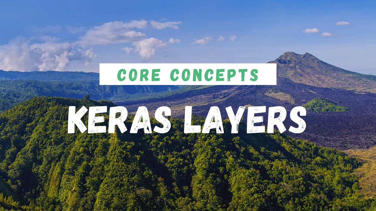 TensorFlow Keras Neural Network Layers REQUIRED TO KNOW! ⚠️