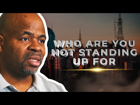 Andre Norman: Who Are You Not Standing Up For?