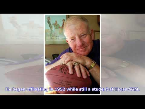 Report: Former NFL referee Red Cashion dies at87