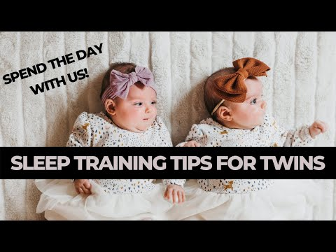 Ways to get More Sleep With Baby Twins