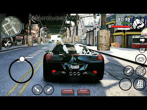 [40MB] GTA IV ENB Graphics ModPack   GTA SA Android   Realistic Graphics   Support All Devices 2019