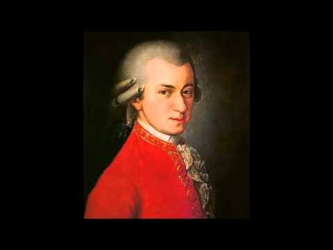 W. A. Mozart - KV 439b/III - Divertimento for 3 basset horns No. 3 in B flat major