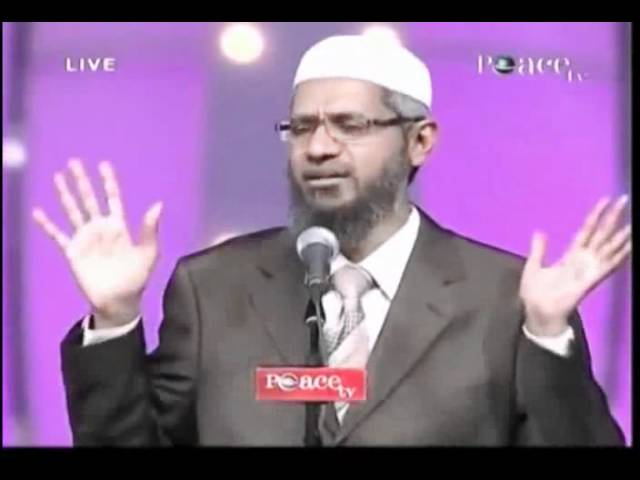 Re: Dr.Zakir Naik to Shoaib Mansoor Movie Bol (About Family Planning)