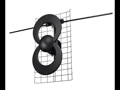 vhf antenna hook up