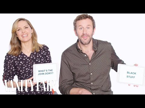 Rose Byrne and Chris O'Dowd Teach Australian and Irish Slang  Vanity Fair
