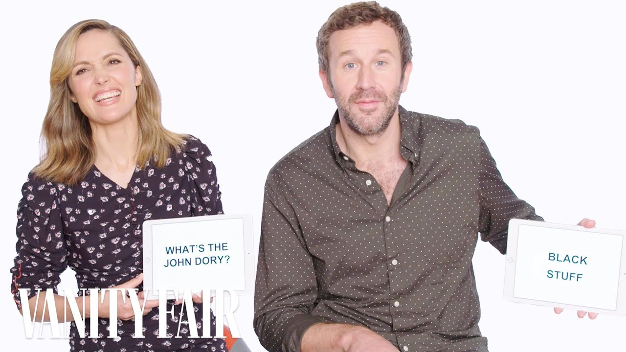 Rose Byrne and Chris O'Dowd Teach Australian and Irish Slang