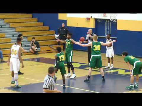 Waterbury Kennedy High School vs Holy Cross High School - Feb 2, 2018