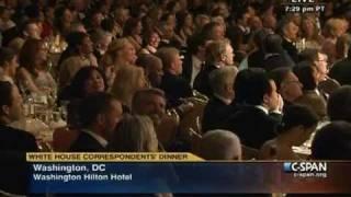 Jay Leno at 2010 White House Correspondents