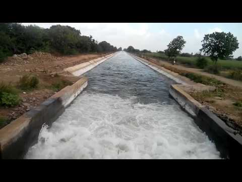 Irrigation canal-Life line of our Village and Farming