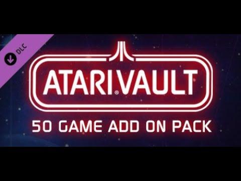 Atari Vault DLC |