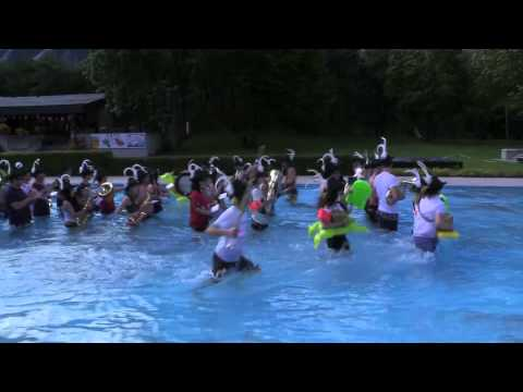 Cold Water Challenge 2014 | MK Haiming