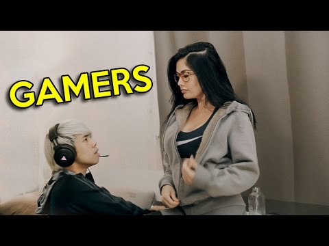 GAMERS vs NORMAL PEOPLE thumbnail