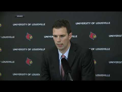 New Louisville acting coach David Padgett: