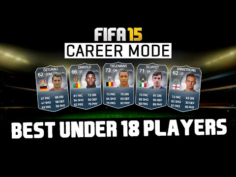 fifa 15 cheap players career mode