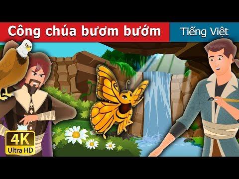 Công Chúa Bươm Bướm | Chuyen Co Tich | Truyện Cổ Tích Việt Nam