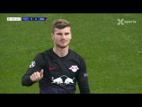 Champions League 19.02.2020 / Highlights Nl / Tottenham Hotspur Fc – Rb Leipzig