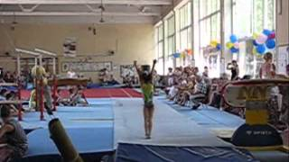 Акробатическая дорожка (Чемпионат города Харькова)24.05.2014.