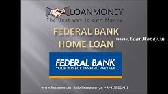 Federal Bank Home Loan in Delhi NCR through LoanMoney