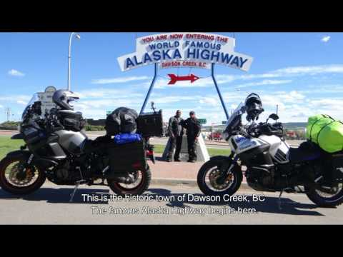 Motorcycle Adventure to Alaska - Episode 1