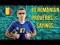 10 ROMANIAN PROVERBS AND SAYINGS #7