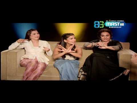 Gauhar Khan & Vidya Balan talk on the dark side of prostitution - Begum Jaan