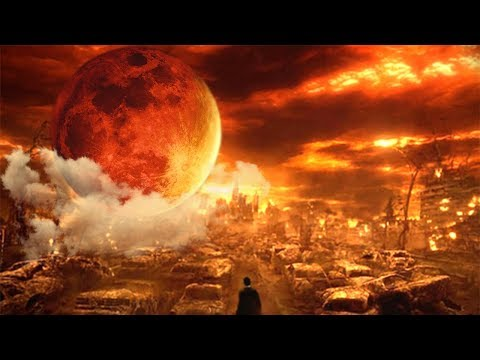 Blood Moon Tonight To Bring END OF THE WORLD