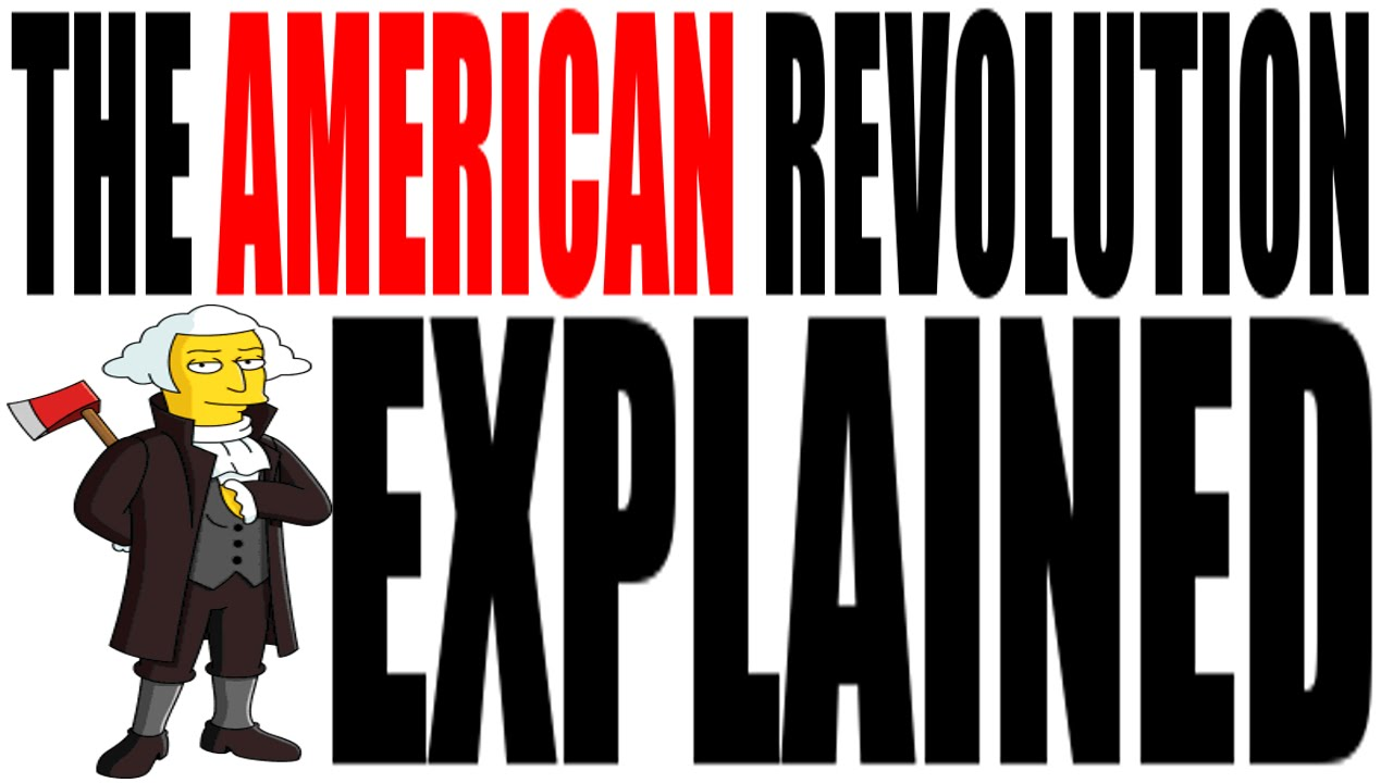 The American Revolution Explained: US History Review