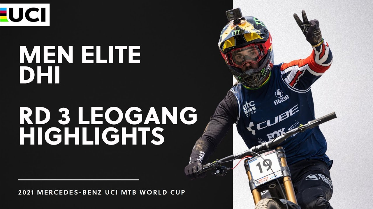 Download Round 3 - Men Elite DHI Leogang Highlights | 2021 Mercedes-Benz UCI MTB World Cup