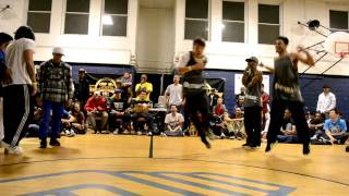 Breakers Delight 10th Anniversary, 2011, Final: Repstyles vs Dynamic Rockers