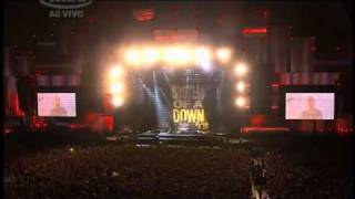 System of a Down - BYOB - Soldier Side Intro (Live) Rock In Rio 2011