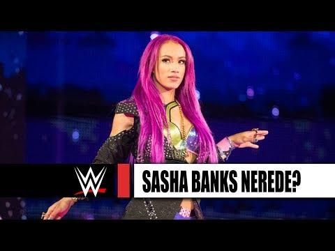 Sasha Banks Neden Yok?