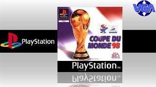 Fifa coupe du monde 1998 gameplay ea sports playstation 1 nintendo 64 pc 1998 HD
