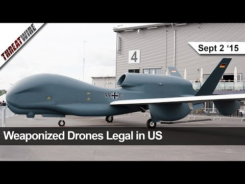 Windows 7 & 8 Phone Home, Weaponized Drones Legal in US, Agora On Hiatus - Threat Wire
