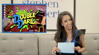 Liza Koshy's 'Double Dare: Nickelodeon Nostalgia Edition'