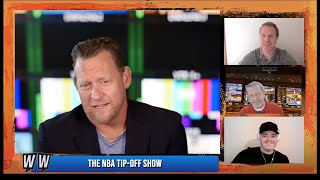 NBA Picks and Predictions | WagerTalk's NBA Tip-Off Show for Friday, April 9