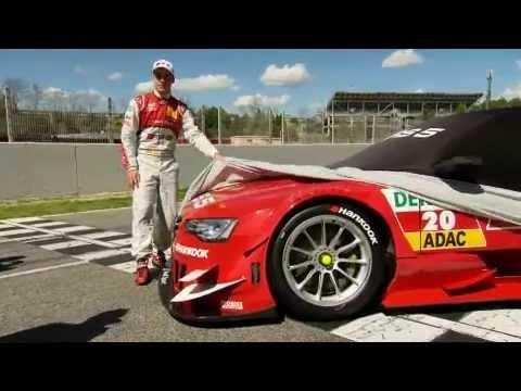 Portrait of Miguel Molina, Audi Sport DTM Driver