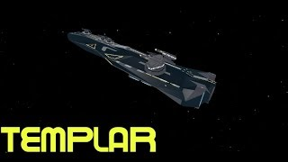 Roblox:Galaxy-NUOVO TEMPLAR revisione della nave