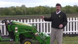 John Deere Frontier Equipment: Notes From The Field - How To Adjust And Use A Rotary Cutter