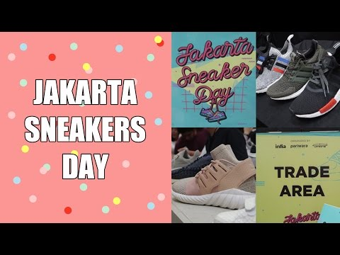 EXPERIENCE GOGIRL! : JAKARTA SNEAKERS DAY