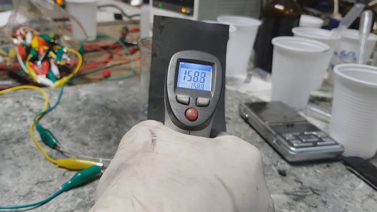 Conductive Ink Heater 200 Degrees C