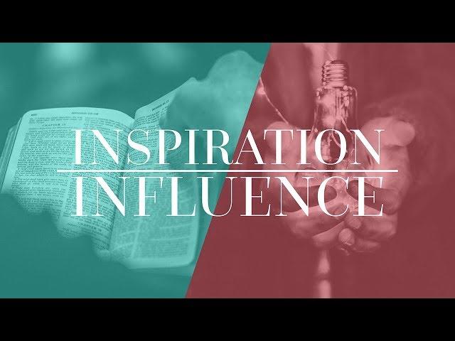 Inspiration / Influence Teil 1