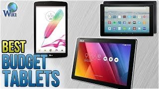 8 Best Budget Tablets 2018
